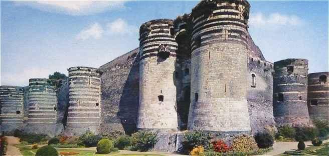 Chateau dAngers
