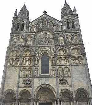 Cath�drale d'Angoul�me