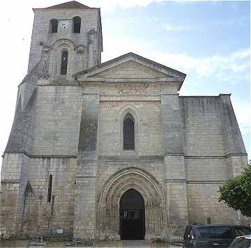 Eglise Saint Mathias de Barbezieux