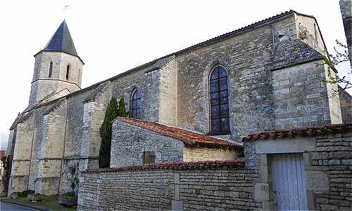 Eglise de Tusson