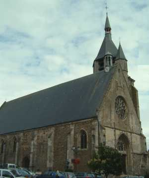 Eglise d'Illiers-Combray