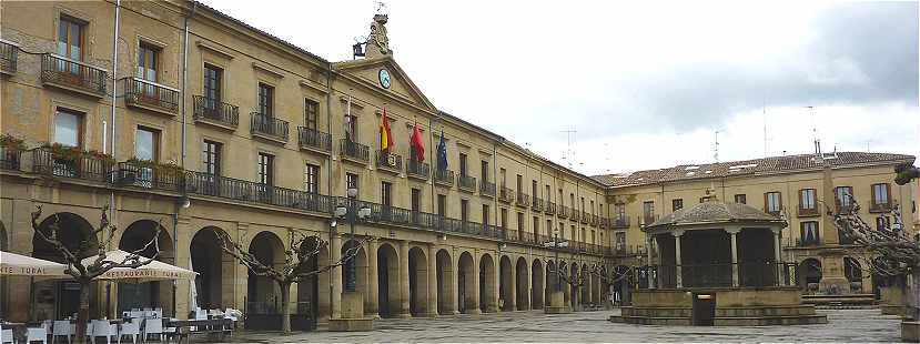 Plaza Mayor à Tafalla
