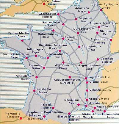 HISTOIRE ABRÉGÉE DE L'ÉGLISE - PAR M. LHOMOND – France - année 1818 (avec images et cartes) Gaulevoiesromaines