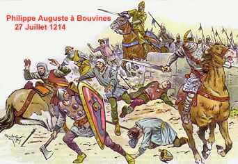 27 juillet 1214 : Victoire française à Bouvines