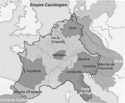 L'Empire Carolingien