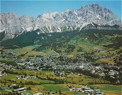 Dolomites: Cortina d'Ampezzo