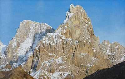 Dolomites: le Cimon della Palla