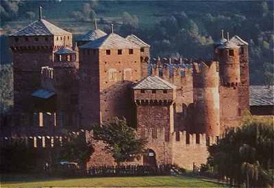 Chateau de Fenis