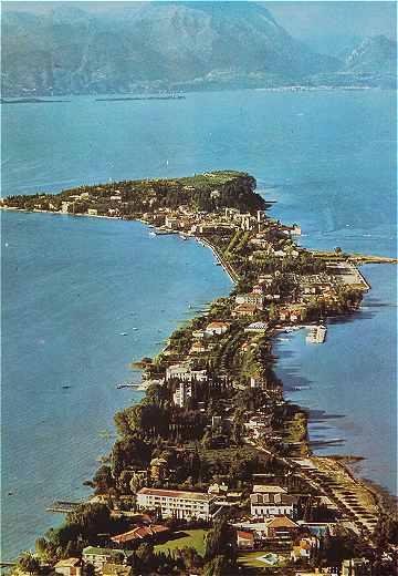 La presqu'île de Sirmione