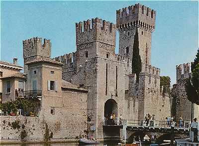 Chateau Scaliger à Sirmione