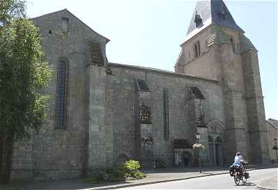Eglise de Le Grand Bourg