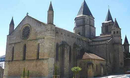 Collégiale Saint Junien