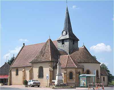 Eglise de Coulanges