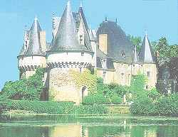 Chateau de Bazouges