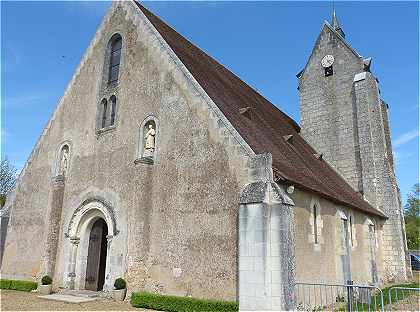 Eglise Saint Julien de Ponc�