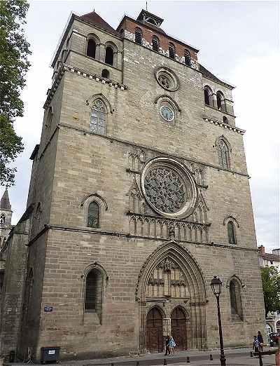 Cath drales de france - Cathedrale saint etienne de cahors ...