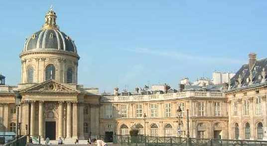 L'Académie Française dans Littérature institut2