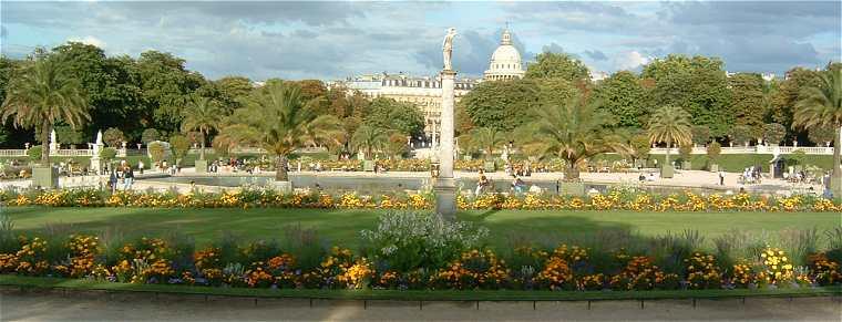 Paris quartier du luxembourg for Au jardin du luxembourg