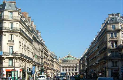 L'Avenue de l'Opéra