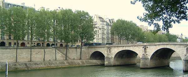 Paris   Ile De La Cit U00e9