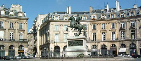 Paris op ra et grands boulevards - Place des victoires metro ...