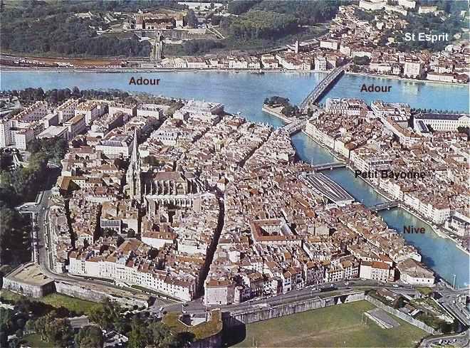 Bayonne - Piscine haut de bayonne ...