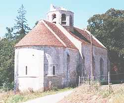 Chapelle de Plaincourault