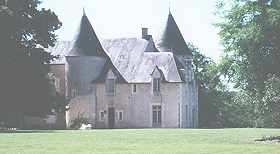 Chateau de Plaincourault