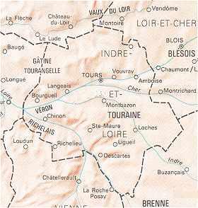 La Touraine Indre Et Loire 37