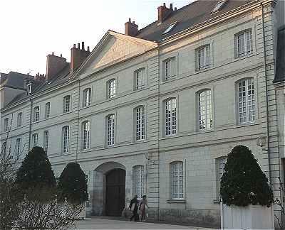 Hôtel de la Monnaie de Tours