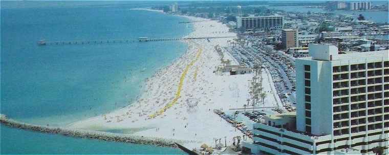 Floride en station nudiste
