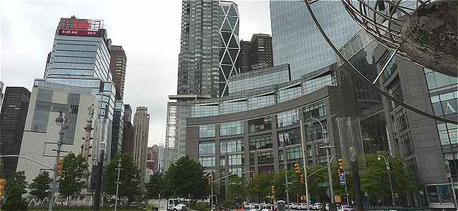 New-York: Columbus Circle