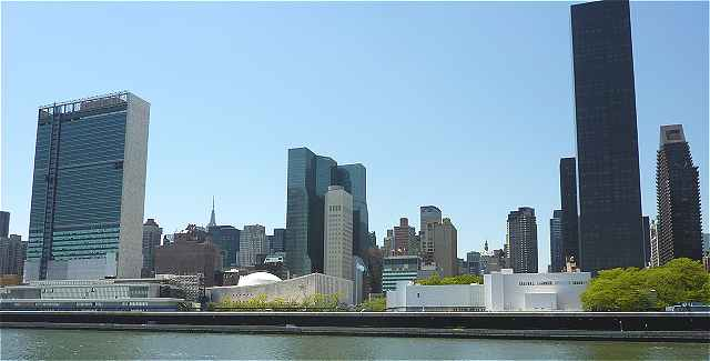 New-York: le si�ge de l'ONU