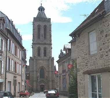 Eglise de Felletin