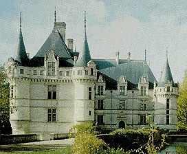 châtillon sur indre château