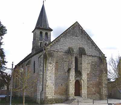 Eglise de Perrusson