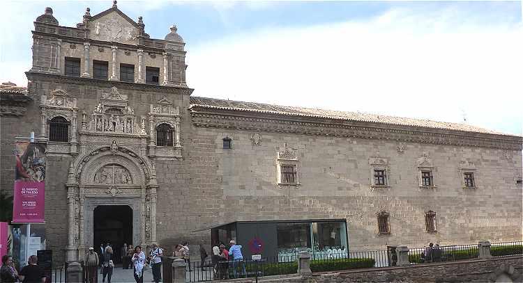 Musée de Santa Cruz à Tolède