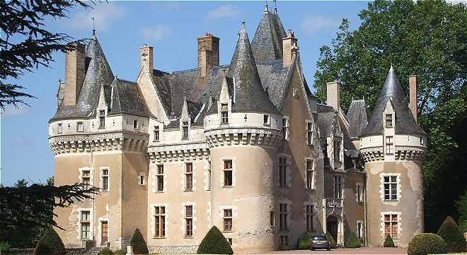 Chateau Du Xiiieme Restaure
