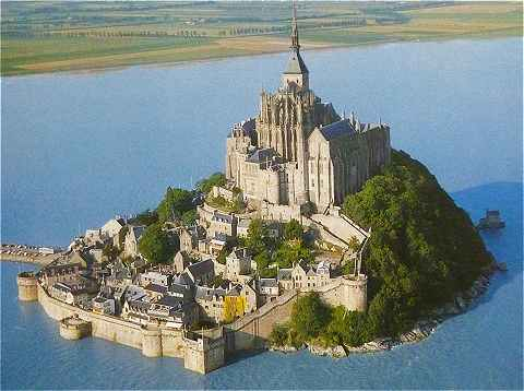 Le mont saint michel for Au jardin st michel pontorson france
