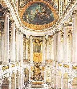 Versailles for Chateau de versailles interieur