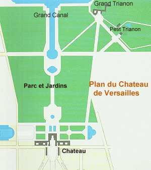 Versailles - Photos du chateau de versailles et ses jardins ...
