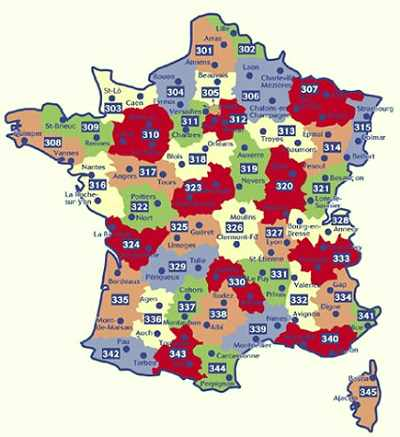 Carte De Bourgogne Michelin.Cartes France Europe