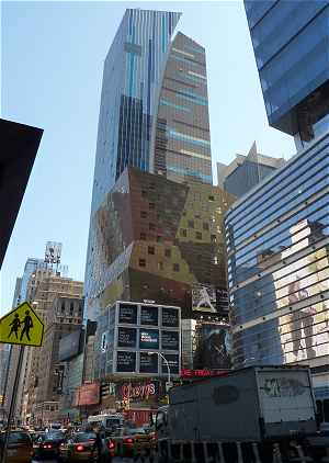 NYT Penn branchement